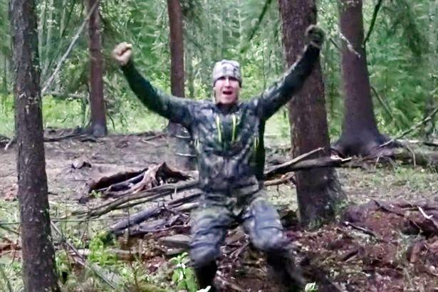 Trophy Hunter Cruelly Kills Black Bear
